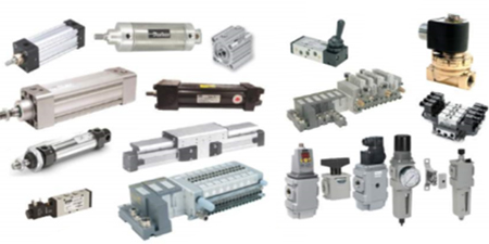 공유압제품 (Pneumatic and Hydraulic products)