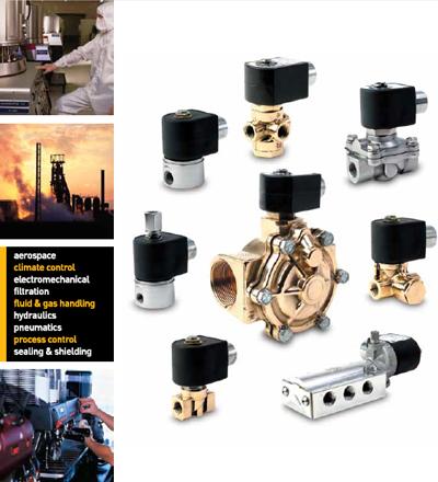 파카 산업용솔레노이드밸브 USA 생산 (SKINNER, GOLD RING)