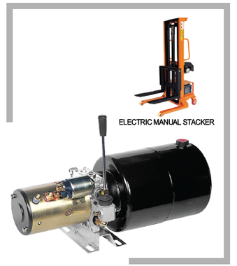 ELECTRONIC MANUAL STACKER