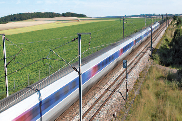 Solenoid valves and pressure regulators for the railway industry