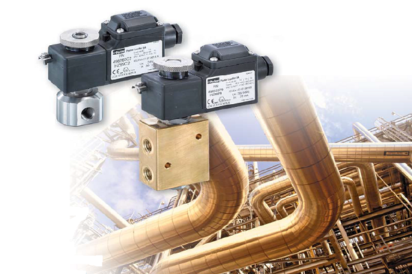 Solenoid Valves, Pressure Switches for Coffee Machines and