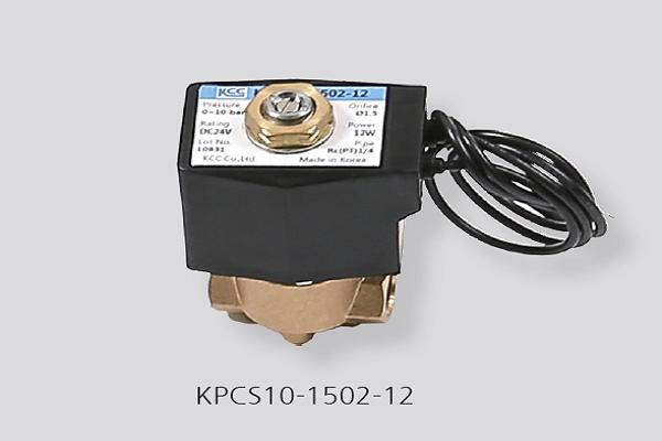 [KCC정공] 비례 제어 솔레노이드 밸브 KPCS 시리즈